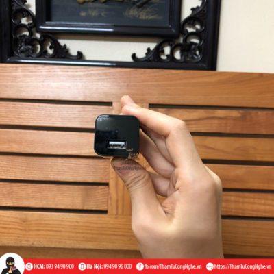 cóc sạc iphone camera ip wifi